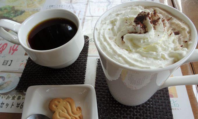 アドバンスド・コーヒーマイスターが淹れるコーヒーも味わって!