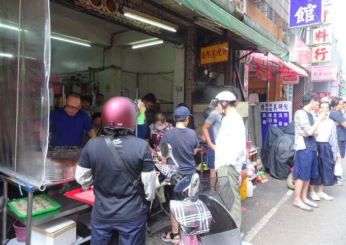 桃園・南門市場の名物人気テイクアウト店「南門市場李 燒餅油條」