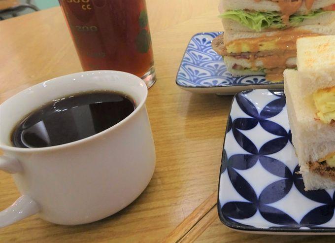 西門町でいつもと違った朝ごはんを食べよう!