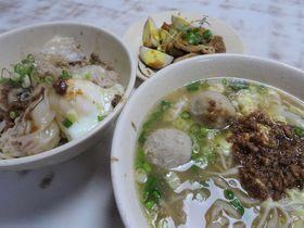 """台北・西門町「程味珍」でインスタント麺の元祖""""意麺""""を食べる!"""