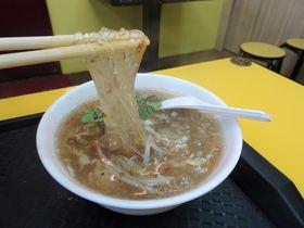 """台北・西門町で""""イカのとろみスープ""""を食す!「謝謝ヨウイー羹」"""