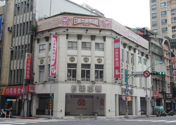 西門駅から徒歩8分!「日薬本舗博物館」