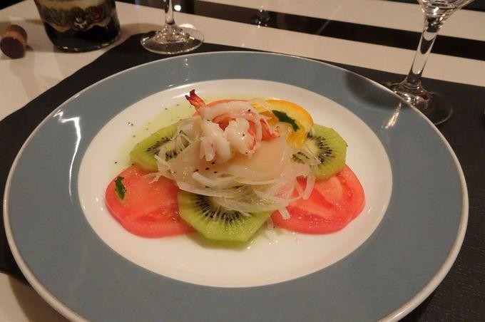 愛情手料理が味わえる夕食(洋食フルコース)