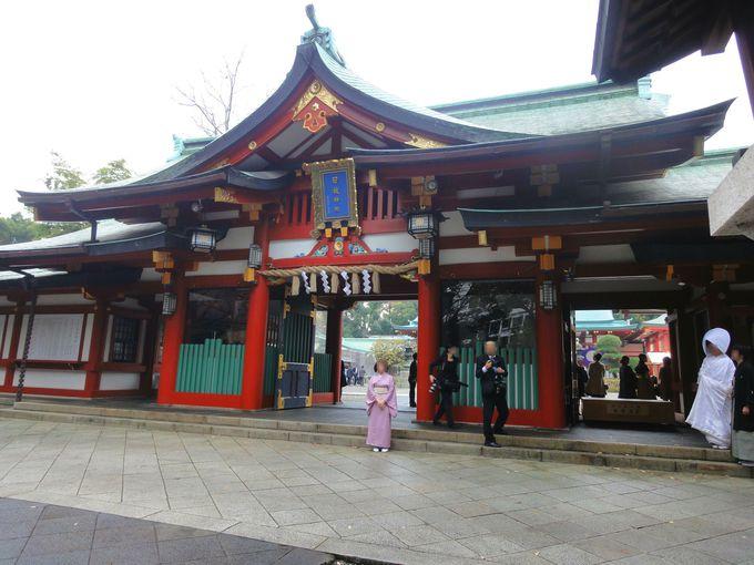 8.日枝神社