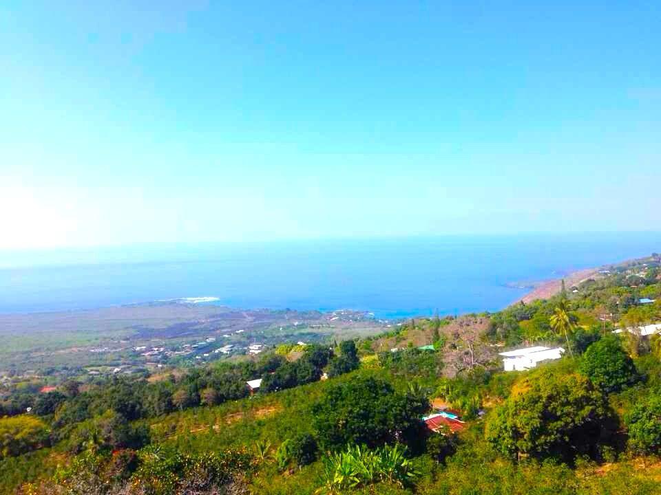 ハワイ島の景色を高台から一望!ロコに人気の絶景レストラン