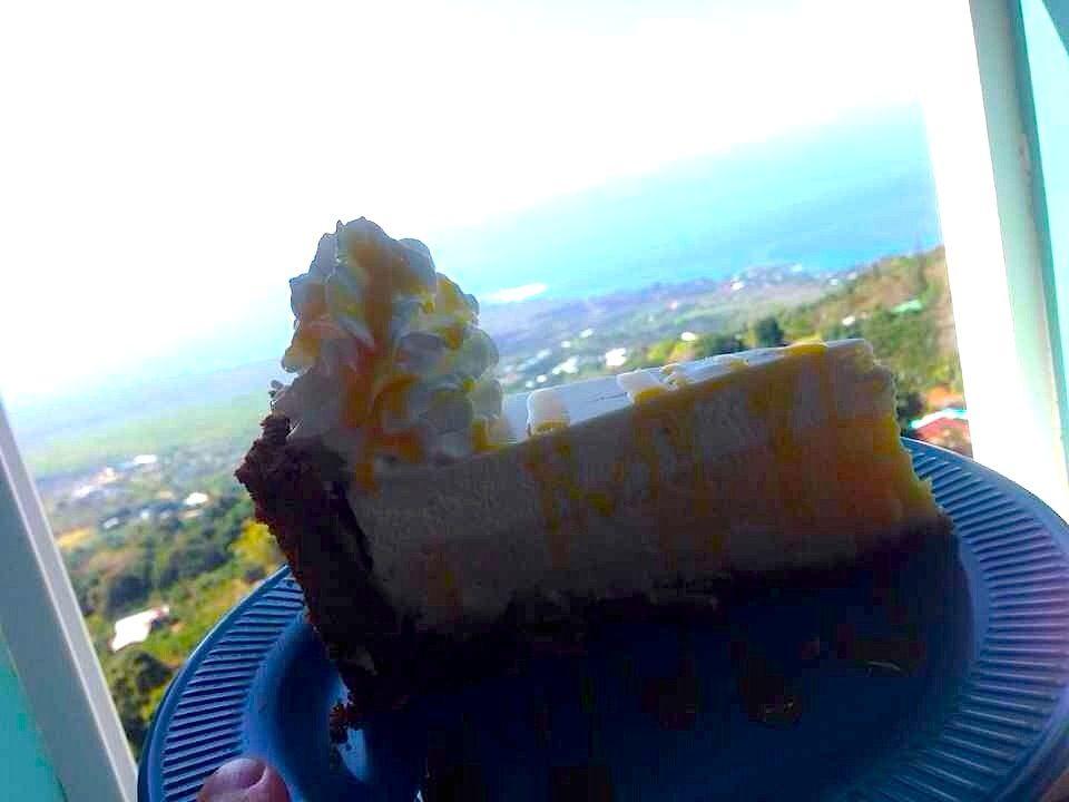 絶対に食べておきたい!リリコイチーズケーキ