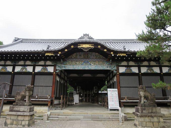 神社由緒と建築見どころ