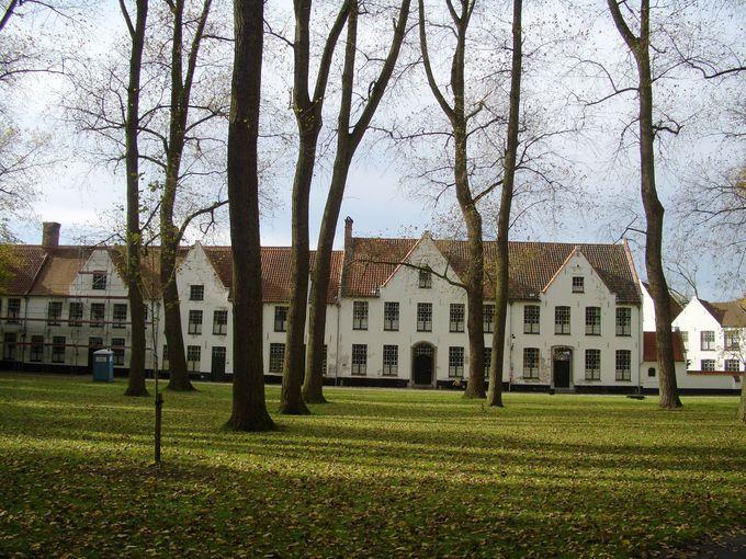 4.べギン会修道院