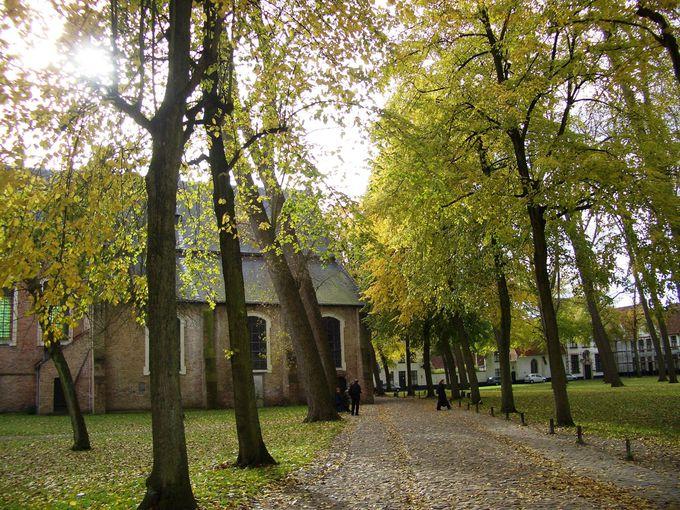 『べギン会修道院』歴史と世界遺産登録