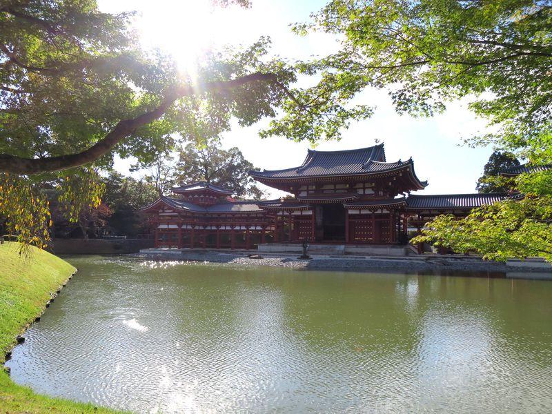 京都・宇治に蘇った世界遺産「平等院鳳凰堂」と周辺の名所