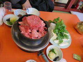 浅草寺周辺お勧め甘味・食事処はここ!牛鍋からあんず飴まで名物もり沢山