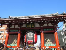 東京1日観光の鉄板ルートはコレ!皇居〜浅草〜東京タワー