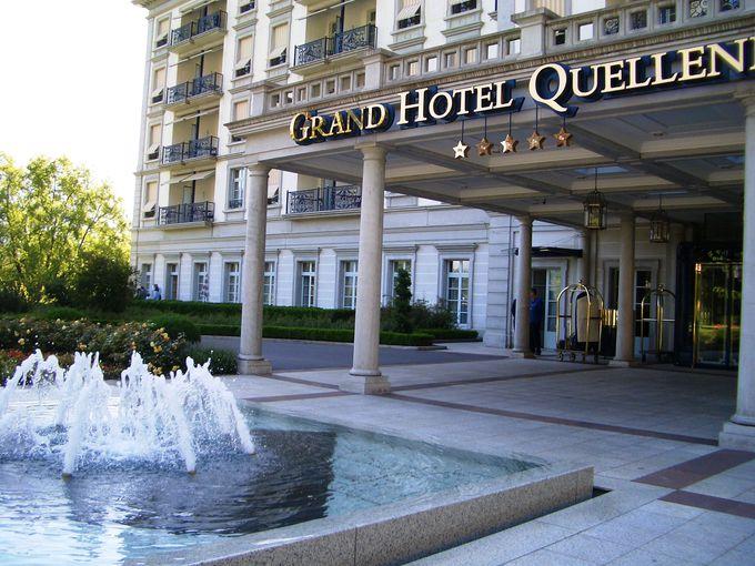 『グランド リゾート バート ラガッツ』の2軒の超豪華5つ星ホテル