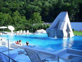 スイスで温泉!極上スパホテル『グランド リゾート バートラガッツ』