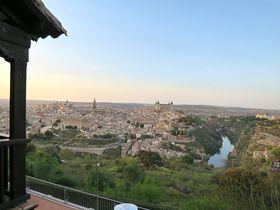 エル・グレコの絵だ!スペイン屈指「パラドール デ トレド」の絶景!