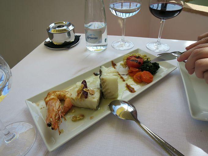 絶品!スペイン創作料理