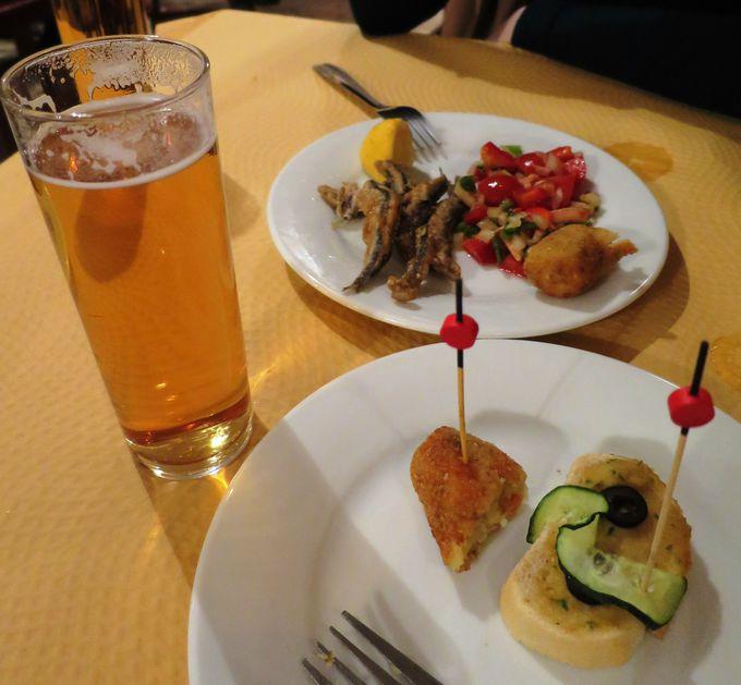 スペインの小皿料理、「タパス」とは