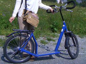超爽快!トロッティバイクでスイス・フィルスト山を一気滑降