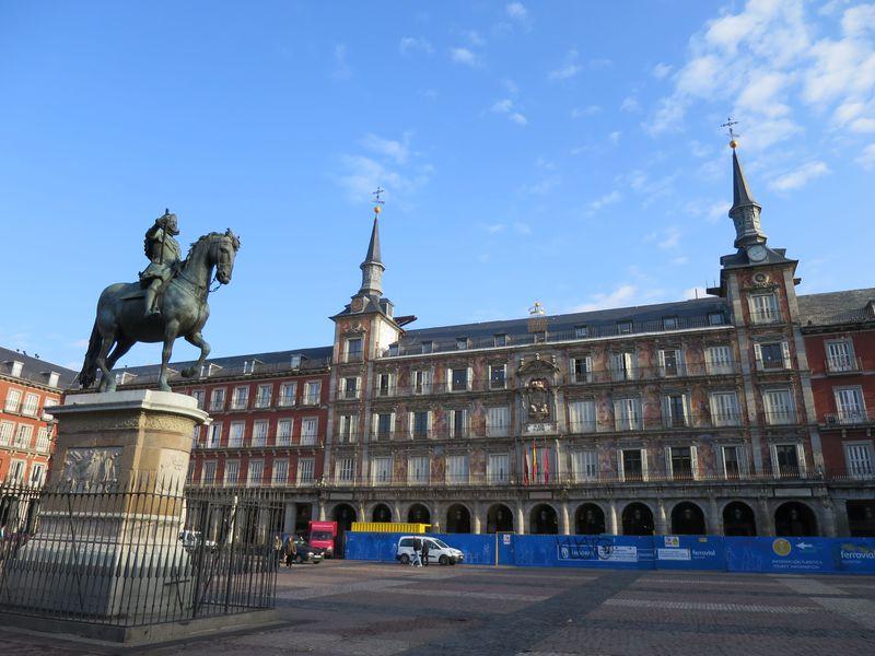 マドリード旧市街を3〜4時間で回るならココ!市内観光ミニプラン
