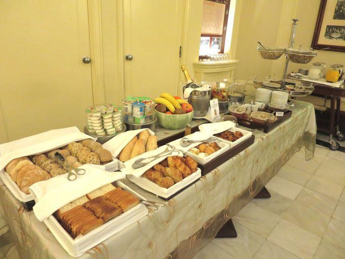 1日の元気は美味しい朝食から