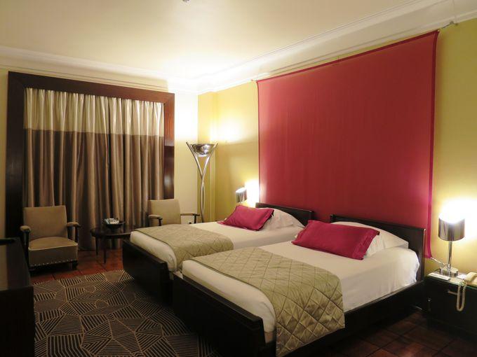 交通の便も良く静かなエリアにあるホテル・ブリタニア