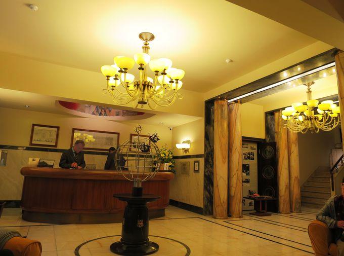 2.ホテル・ブリタニア