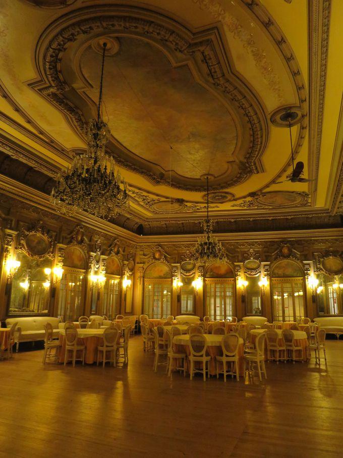 超豪華パーティルームはヨーロッパ様式