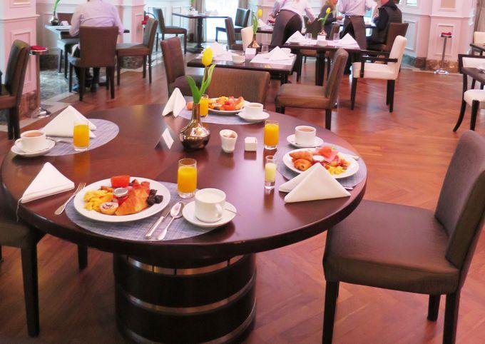 美味しい朝食はいかが?