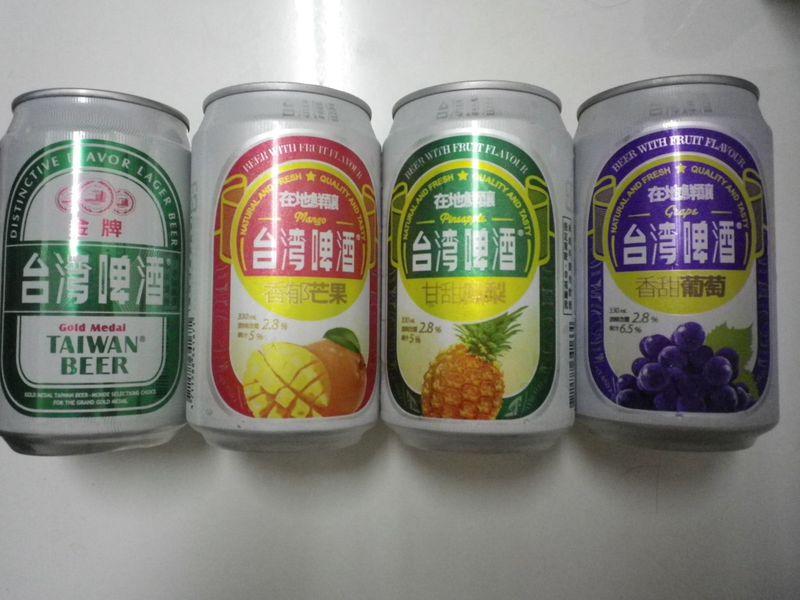 ライチのビールも!南国台湾のバラエティ豊富なフルーツビール