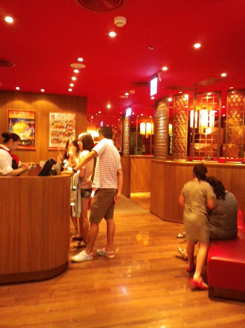 台湾の「和民(ワタミ)」は雰囲気もメニューもちょっと違う!