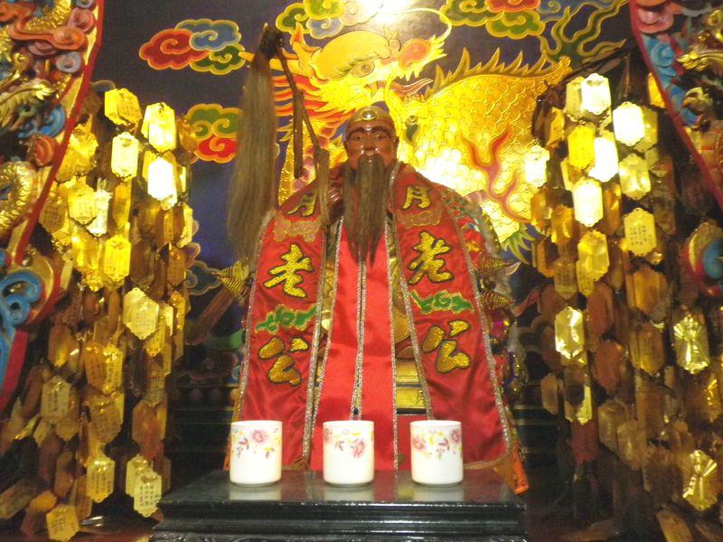 台湾のパワースポット「高雄関帝廟」には有名な縁結びの神様がいる!
