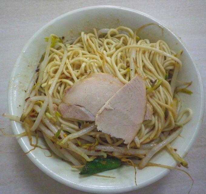 陽春麺とは