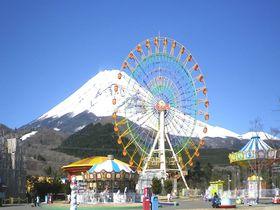 温暖な静岡県で雪遊び!「裾野ぐりんぱ」で富士山を満喫!