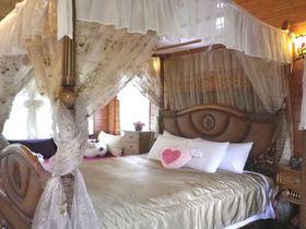 台中新社の南国情緒あふれるロマンチックな民宿「木佃軒」