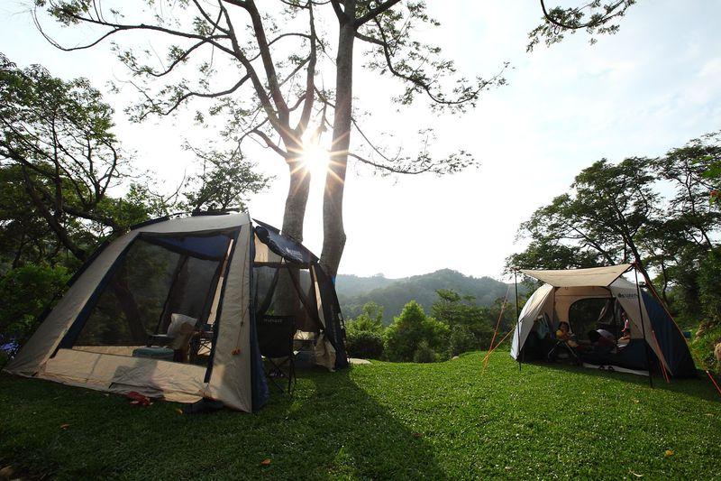 台湾で海外キャンプ体験!台中・新社のキャンプ場「小路」