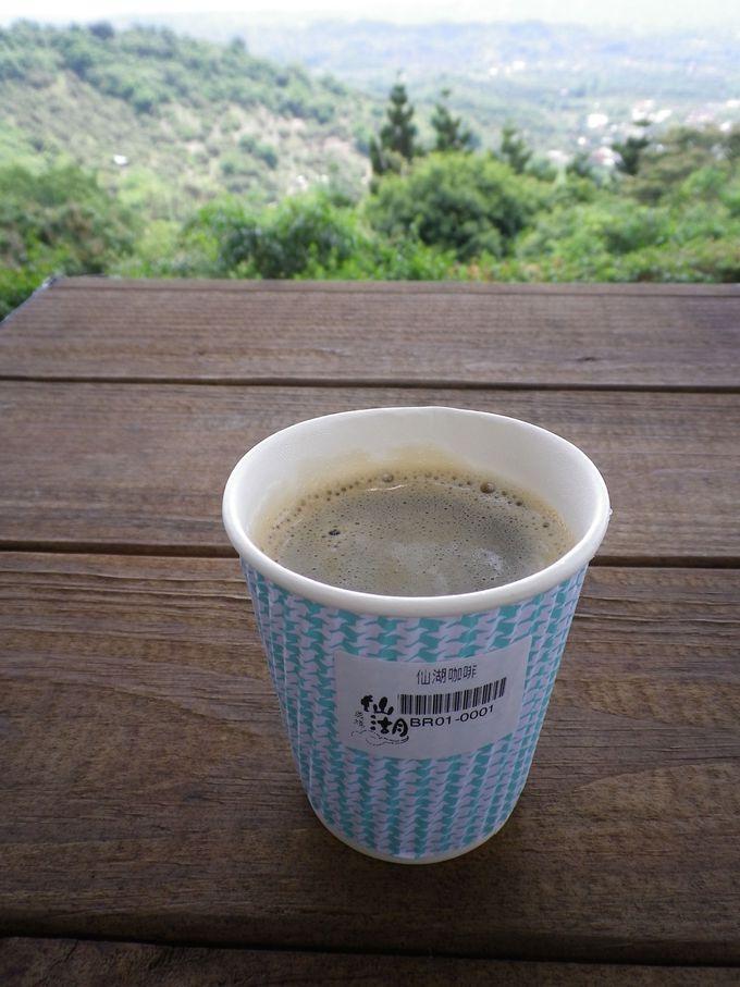 一年中楽しめる台湾コーヒー