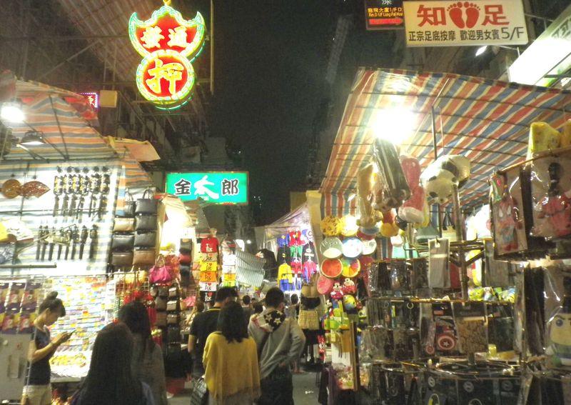 女子旅に是非!香港「女人街」でショッピング&デトックス