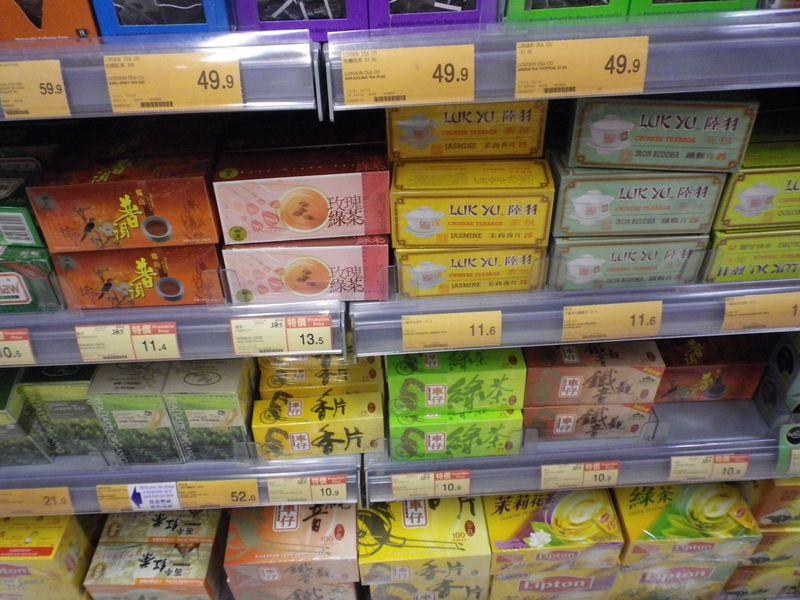スーパーで買える!バラマキにも使える香港のお土産3選
