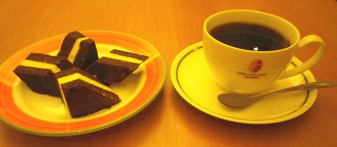 砂糖を入れなくても甘みがあるコーヒー