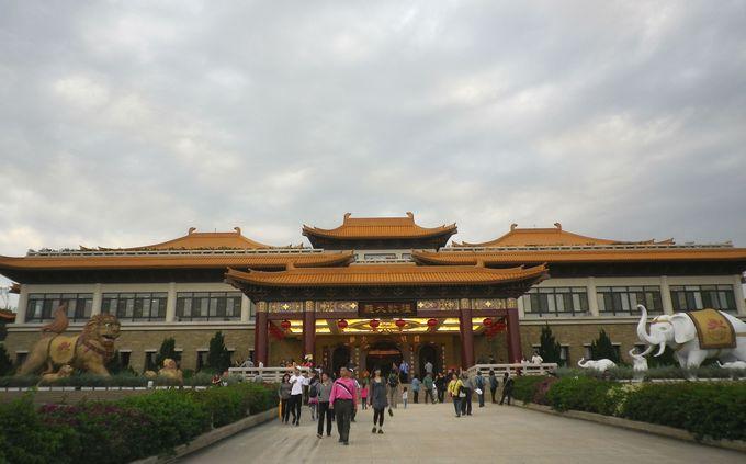 「仏陀記念館」について