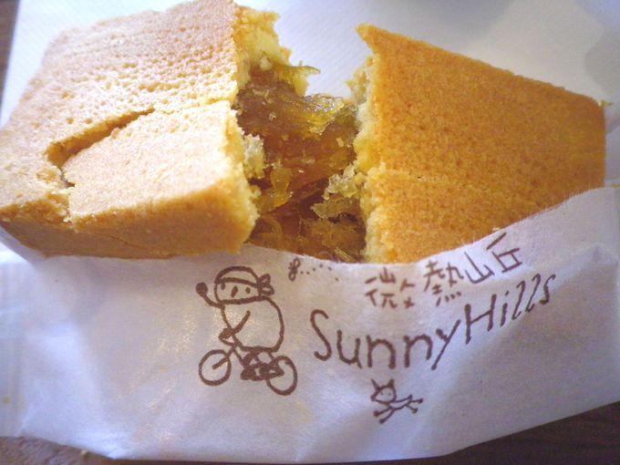 「土鳳梨」を使ったパイナップルケーキ