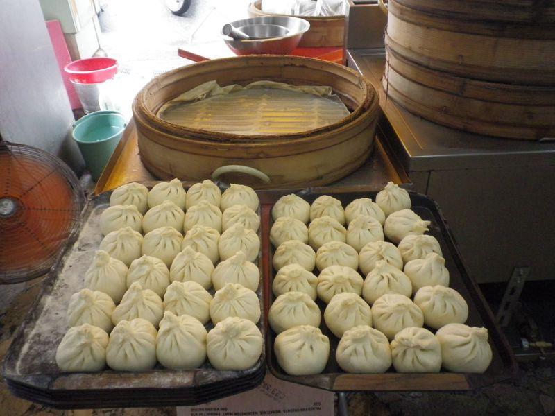 台湾の朝ご飯♪高雄老舗「興隆居」の肉まんは地元で大人気!