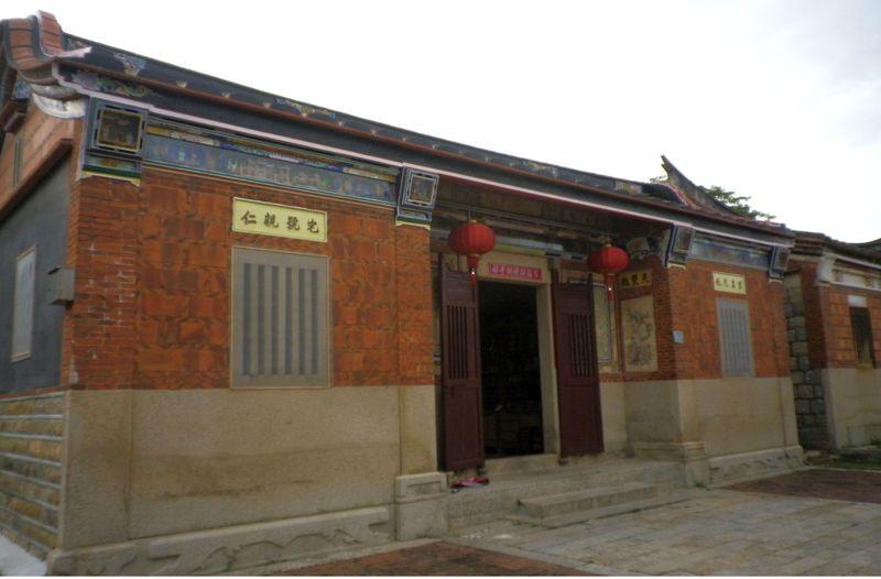 台湾の離島・金門「民俗文化村」で伝統建築&グルメを楽しもう!