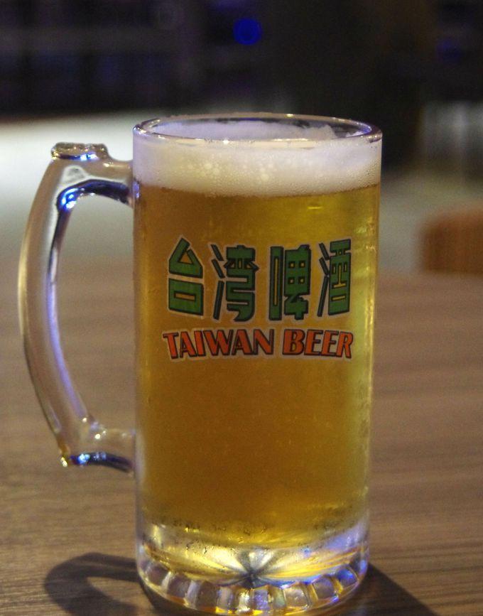 台湾ビールについて
