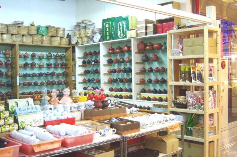台湾でお得に茶器&陶磁器探し!陶磁器の里「鶯歌」へ