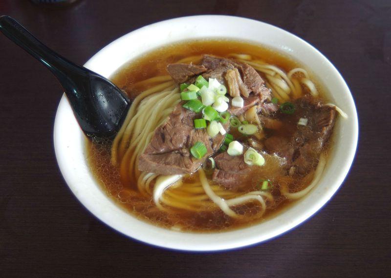 台湾高雄で絶対食べたい絶品!老舗牛肉麺のお店三選