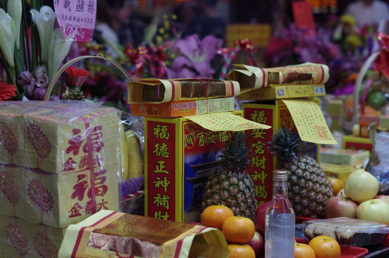 あの世のお金が自動で吸入!?台湾屏東「車城福安宮」には地元物産もずらり