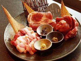 台湾南部で大人気!スタイリッシュな炭火焼肉店「炭佐麻里」