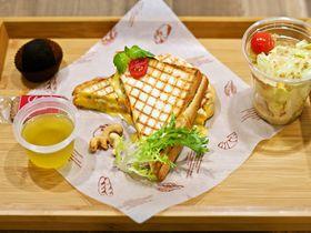 台北駅至近!特別な朝食セットも!きれいで快適な「雅璞文旅」