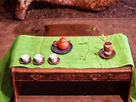 台北の茶芸館「恆樂茶空間工作室」で台湾茶の世界に浸る